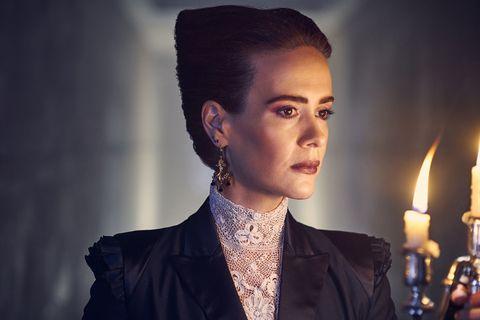 american horror story apocalypse fx season 8, 2018shown sarah paulson