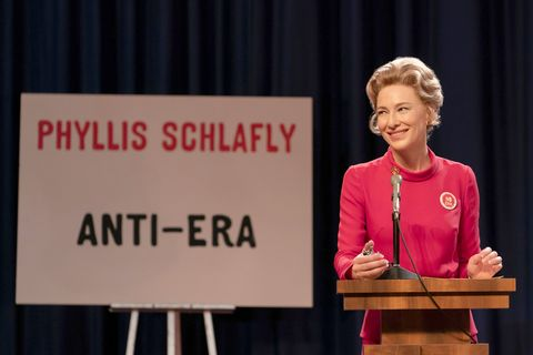 mrs america, cate blanchett as phyllis schlafly, 'betty', season 1, ep 104, aired apr 22, 2020 photo sabrina lantos  ©fx  courtesy everett collection