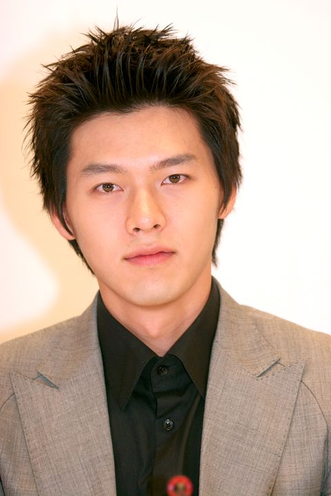 hyunbin, press conference for mbc drama my name is kim sam soon 2005526