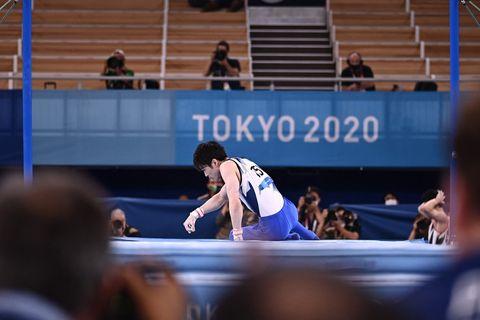 東京2020オリンピック 選手たちの喜怒哀楽