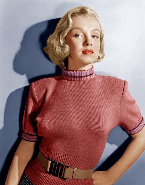 マリリン・モンロー、映画、出演作、ファッション