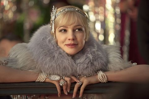 "carey mulligan as daisy buchanan in warner bros pictures' and village roadshow pictures' drama ""the great gatsby,"" a warner bros pictures release"