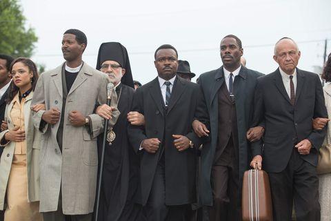 人種差別、グローリー明日への行進、映画、マーティン・ルーサー・キング・ジュニア