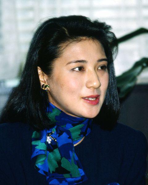 小和田 雅子 93年2月9日