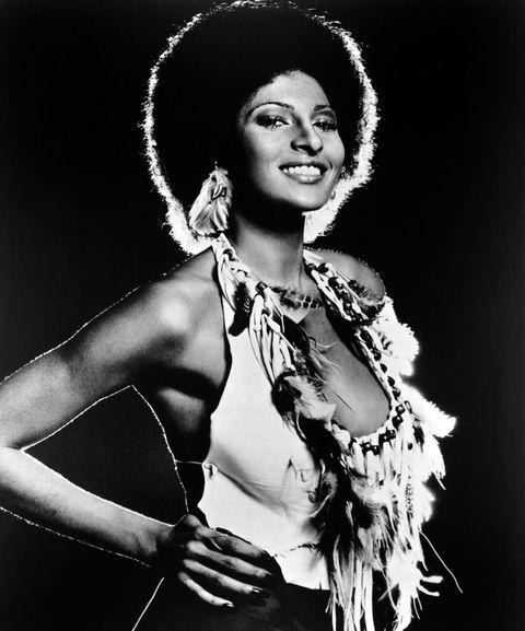 FOXY BROWN, Pam Grier, 1974