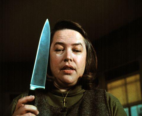 MISERY, Kathy Bates, 1990