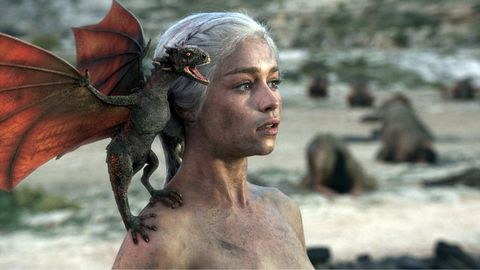 game of thrones hbo  tv series2011–shown emilia clarke
