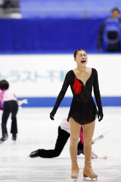 12月25日から開催中の全日本選手権。村上佳菜子さんの後輩へのエール&大会の思い出