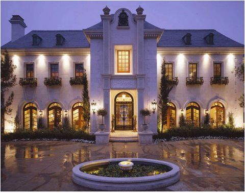 Property, Estate, Home, Building, Mansion, Lighting, House, Architecture, Real estate, Facade,