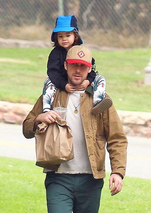 celebrity best dads