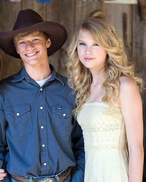Lucas Till、Taylor Swift