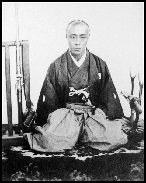 tokugawa yoshinobu, also known as keiki, was the 15th and last shogun of the tokugawa shogunate of japan he was part of a movement which aimed to reform the aging shogunate, but was ultimately unsuccessful after resigning in late 1867, he went into retirement, and largely avoided the public eye for the rest of his life