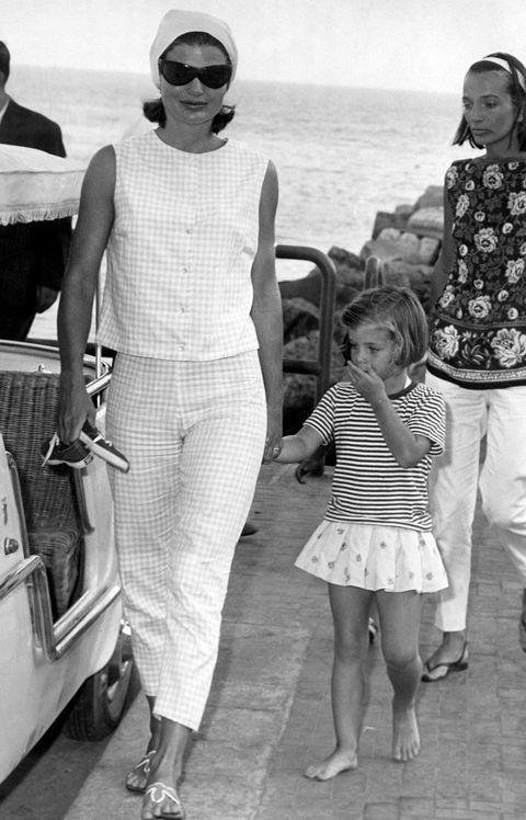 ジャッキー・ケネディ、ファッション、夏スタイル、サマースタイル