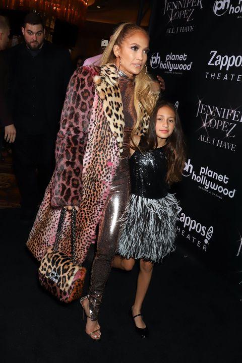'Jennifer Lopez: All I Have' final performance celebration, Las Vegas, USA - 29 Sep 2018
