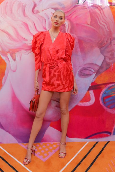 Pink, Fashion, Leg, Fashion design, Barbie, Peach, Muscle, Magenta, Thigh, Illustration,