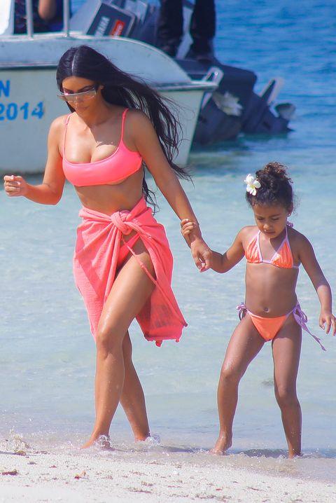 People on beach, Vacation, Fun, Swimwear, Bikini, Summer, Beach, Barefoot, Spring break, Leg,