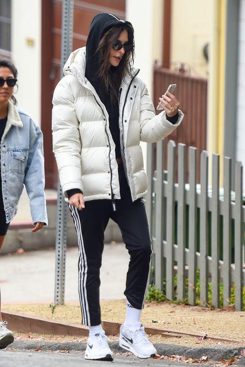 White, Photograph, Street fashion, Clothing, Jeans, Fashion, Denim, Footwear, Snapshot, Jacket,