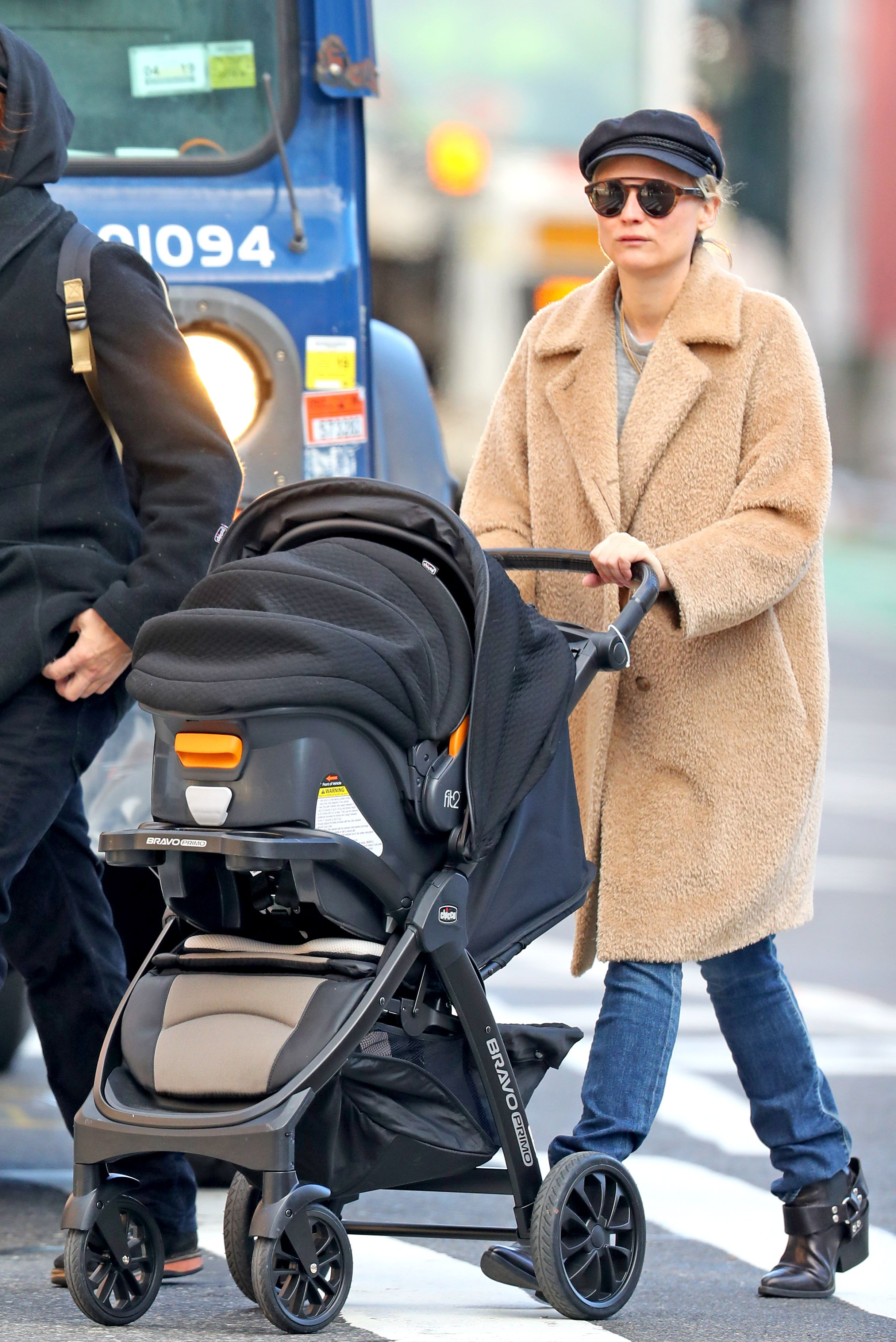 Diane Kruger and Norman Reedus Are Spotted Out Walking With Their Baby For The First Time in New York City
