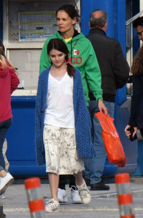 Blue, Snapshot, Standing, Fashion, Leg, Outerwear, Child, Fun, Pedestrian, Textile,