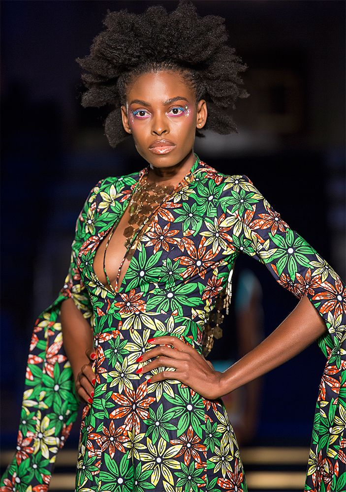 Africa Fashion week, London