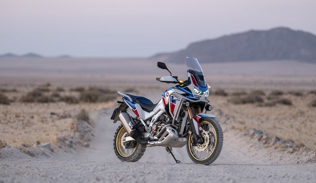 2020 honda crf1100l africa twin motorcycle