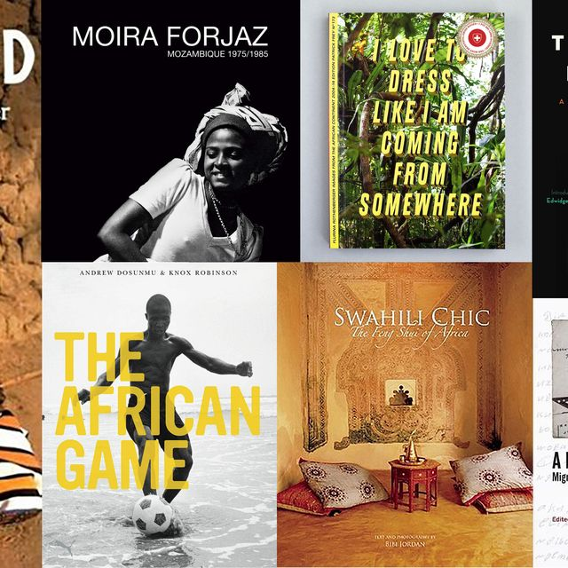 celebrate africa day with our favorite coffee table books