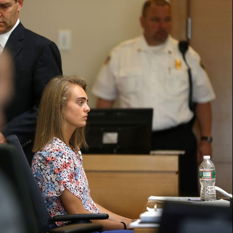 Michelle Carter Texting Suicide Trial