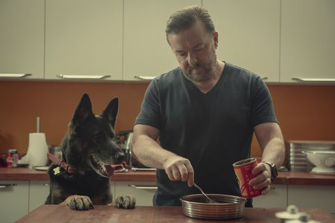 mejores series salud mental after life netflix ricky gervais