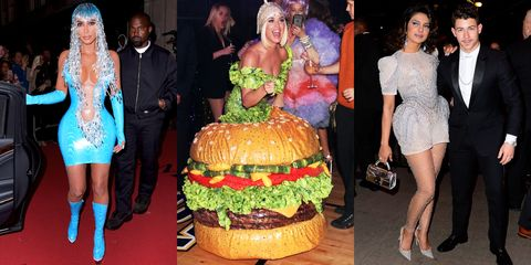 The Met Gala After Party 2019 Best Outfit Changes From Kim