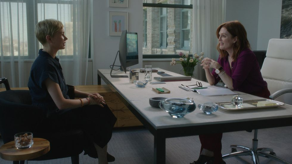 Michelle Williams y Julianne Moore en 'After the Wedding'. Crédito: Sundance Institute