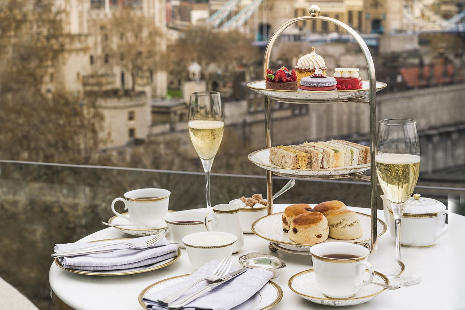 The best afternoon teas in London