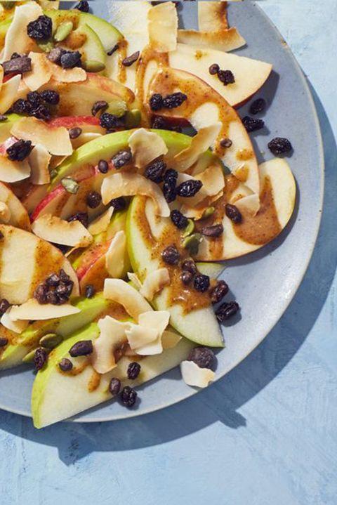 afterschool snacks apple nachos