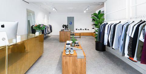 coolste kledingwinkels amsterdam
