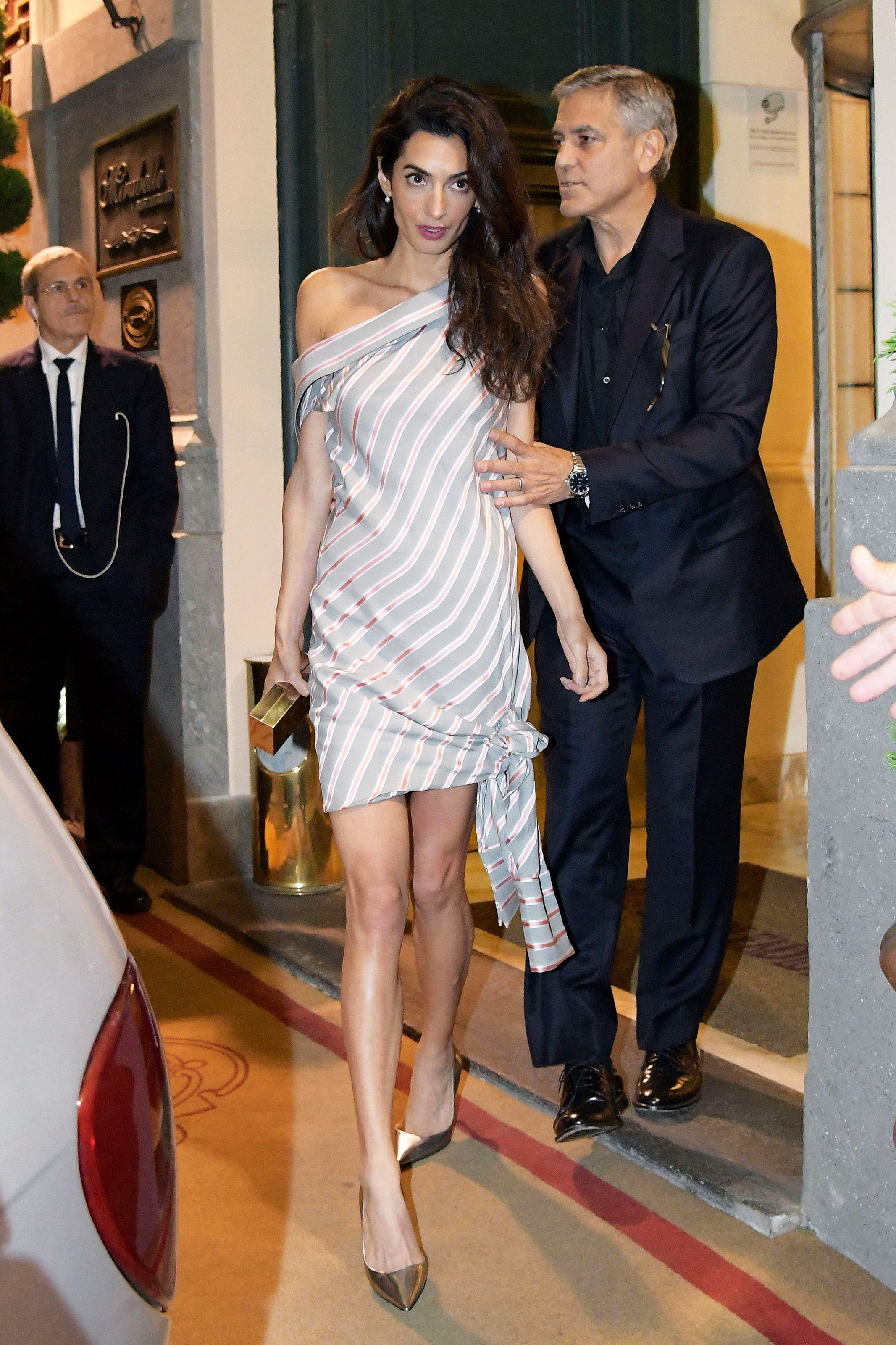 Amal Clooney Style Photos — Best Amal Clooney Outfits