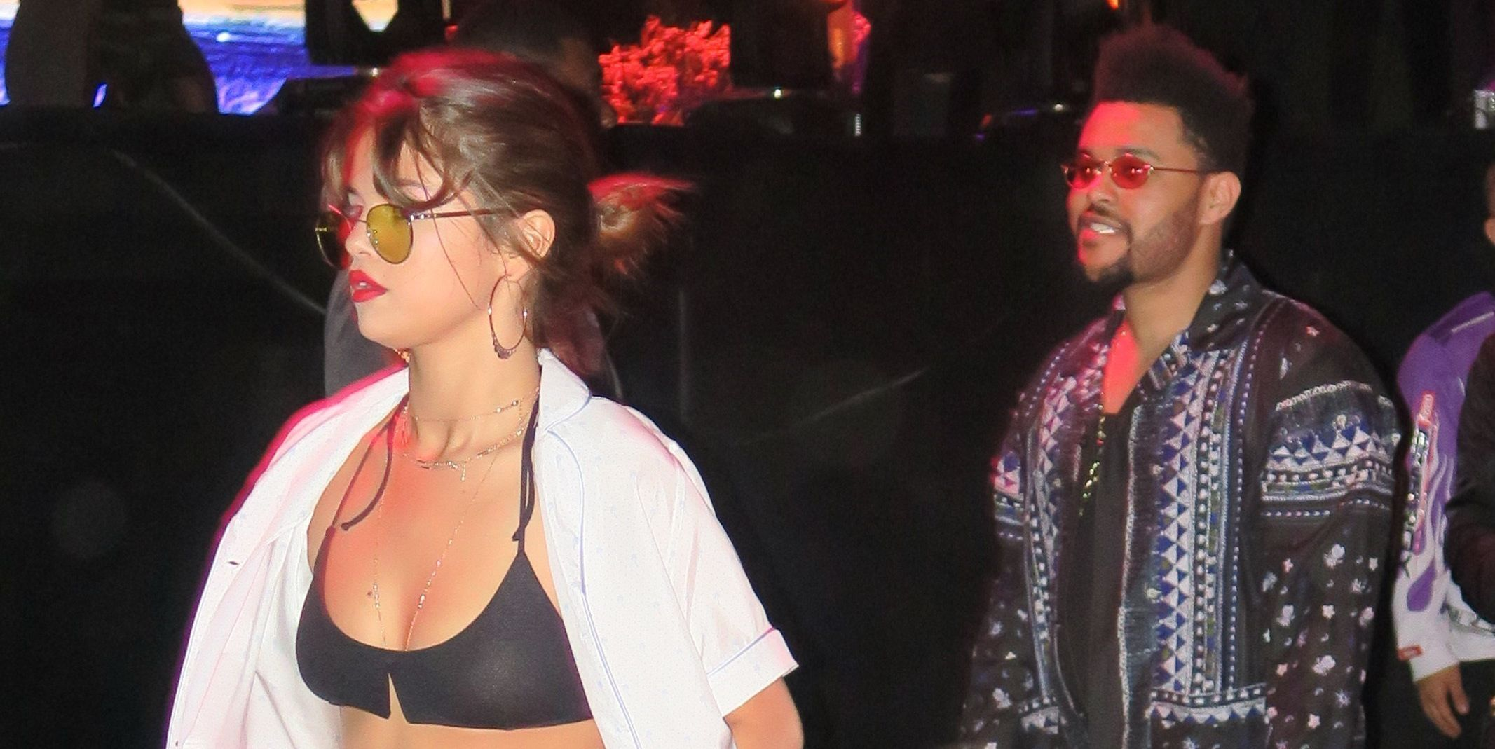 Selena Gomez and The Weeknd Are the Most Coachella Couple at Coachella