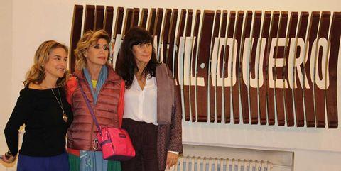 Ágatha Ruiz de la Prada amadrina los premios 'Valduero con las Bellas Artes'