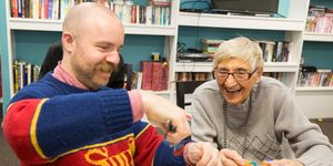 Age UK loneliness at Christmas