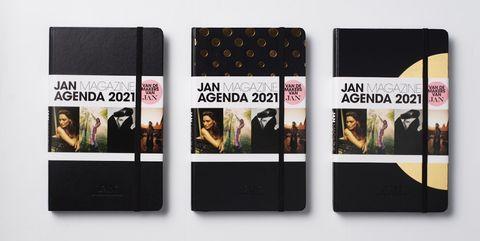 de nieuwe jan agenda 2021 is hier