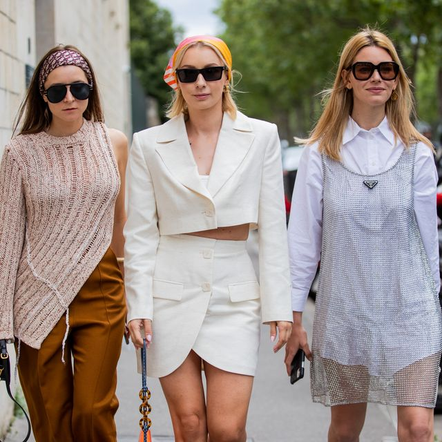 street style paris fashion week desfile dior