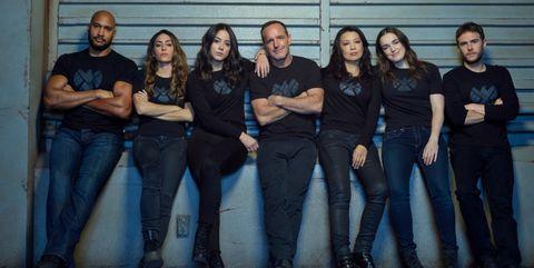 agents of shield final temporada 7