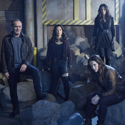 Agents of SHIELD season 7: Cast, trailer, air date and everything you need to know