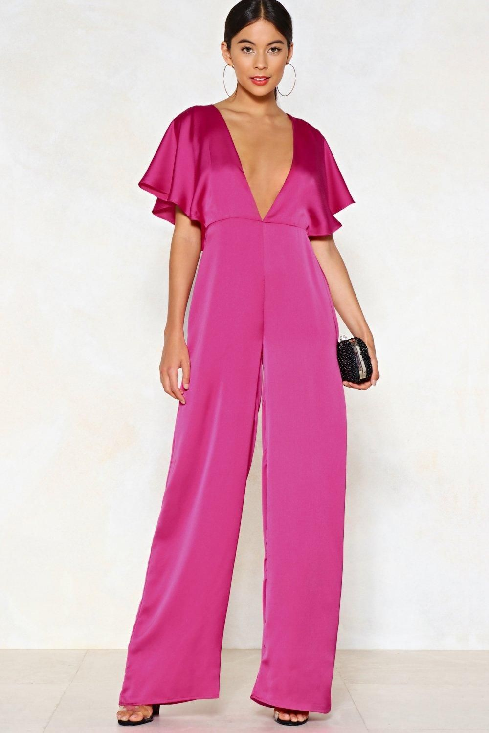 16 Best Jumpsuits for Prom - How to Wear a Cute Pantsuit to Prom 2018