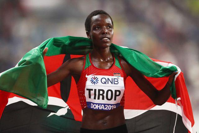agnes tirop, asesinada en kenia