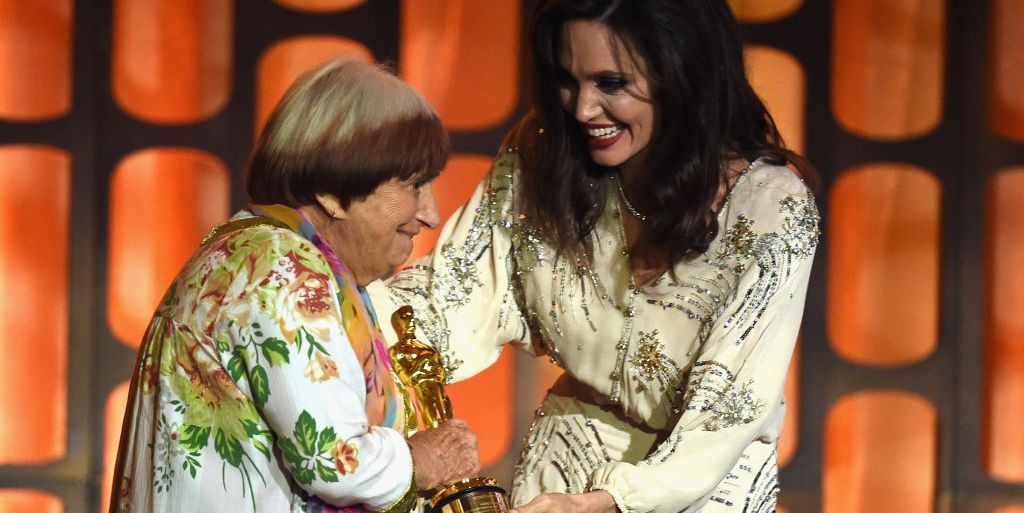 Agnes Varda angelina Jolie Oscar