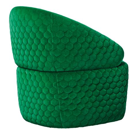 Butaca verde Agora Petit