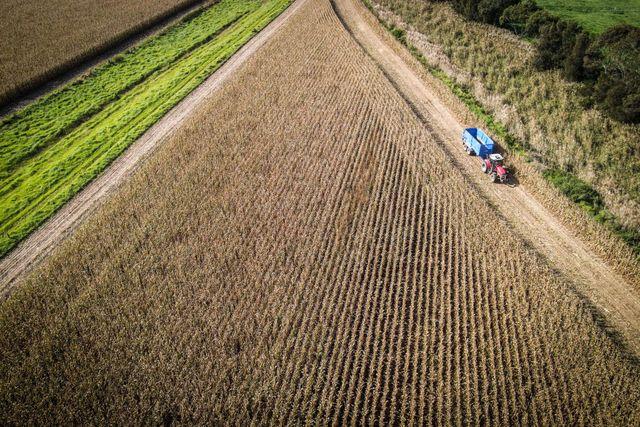 espacio agrícola amenazado por el cambio climático en australia