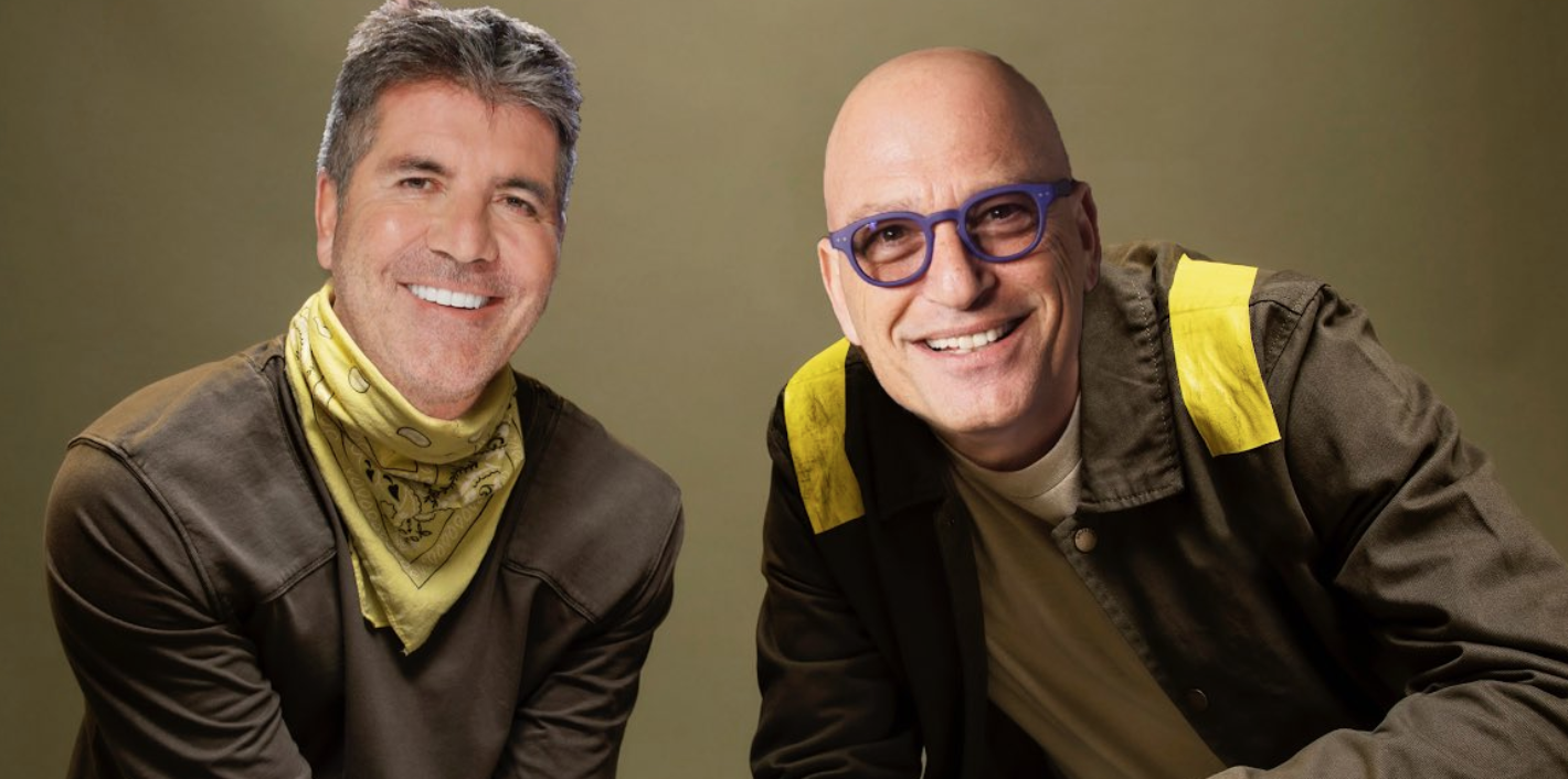 "'AGT' Fans Are ""Calling the Authorities"" Over This Photo of Judges Simon Cowell and Howie Mandel"