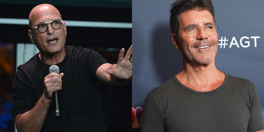 """'AGT' Fans Had A Lot to Say About How """"Rude"""" Howie Mandel and Simon Cowell Were During Semifinals"""