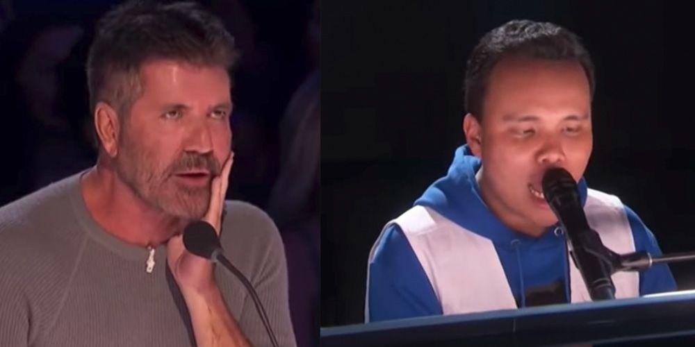 'AGT' Judge Simon Cowell Told Kodi Lee a Secret About Paul Simon That Floored Fans