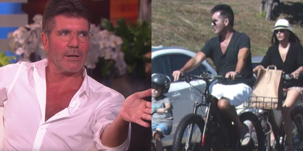 'AGT' Judge Simon Cowell Gets Called Out Over New Photo of Him and His Son Eric